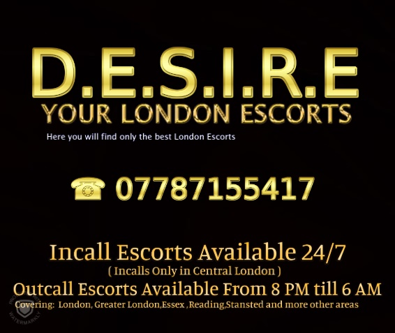 Desire Escorts Agency - London Escorts - Cheap Escorts London